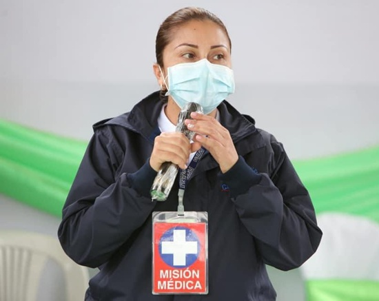 Beatriz Bohórquez Salinas - Gerente de la ESE Cxayu'ce Jxut - Toribío - Jambaló