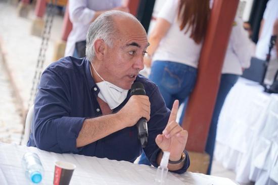 Carlos Julio Bonilla Soto - Representante a la Cámara por el Cauca