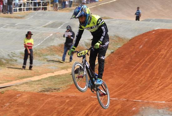 Caucano ganó carrera Grands BMX 202O en Oklahoma, Estados Unidos