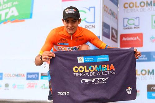 La vuelta a Colombia la ganó un hijo de Tuta