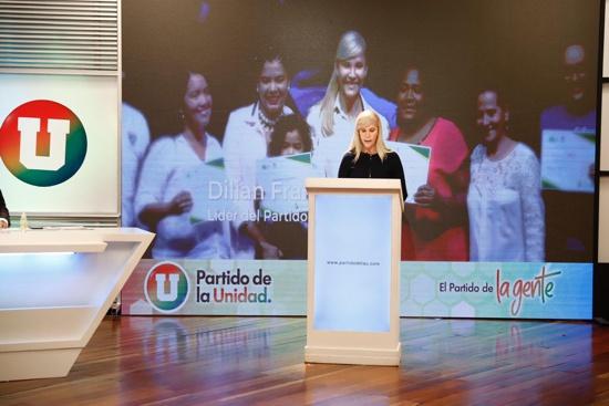 Dilian Francisca Toro fue electa directora del Partido de la U