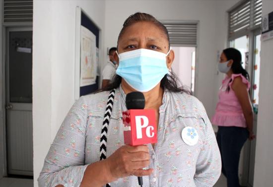 Edilma Zambrano - Coordinadora Mesa de Víctimas Santander de Quilichao