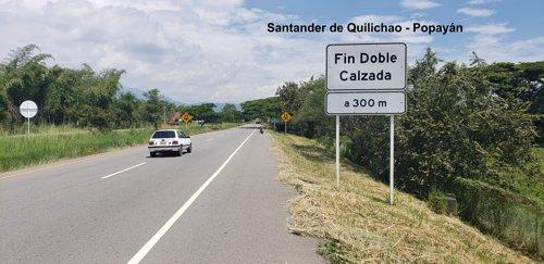 El Cauca: cuello de botella de la Panamericana