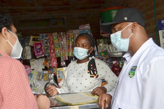Emprendedores guacheneseños reciben apoyo municipal