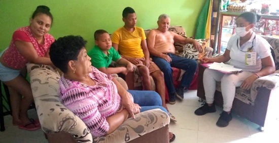 Fortalecen salud mental para sobrellevar la pandemia en Villa Rica