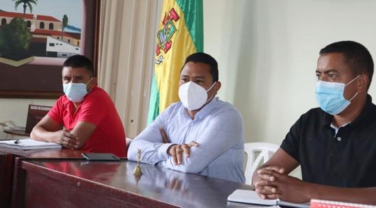 Gerente de la ESE Suroccidente recibió reconocimiento del Concejo de El Tambo