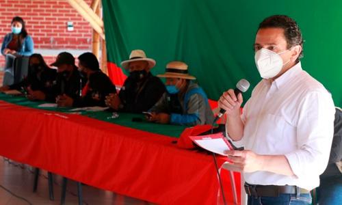 Gobierno Nacional se reunió con el Cric en Popayán