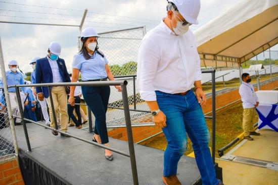 Granja solar en Santander de Quilichao será referente nacional