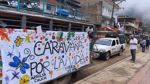 Hoy continuó la racha de violencia en el Cauca