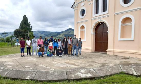 Inclusión juvenil para proyectar una Popayán participativa