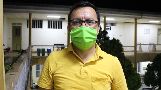 Jesus Alberto Melendez Secretario de Salud de Santander de Quilichao