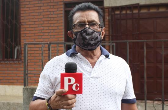 Julio Cesar García, gestor e integrante del Centro de Memoria Municipal de Santander de Quilichao