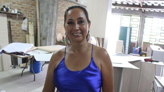 Lorena López, propietaria de Triplex y Muebles Loló en Santander de Quilichao