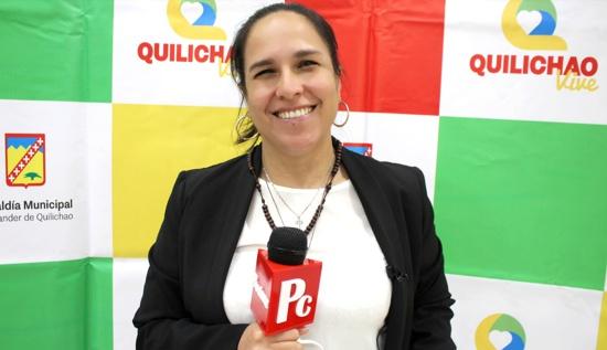 Lucy Amparo Guzmán - Alcaldesa Santander de Quilichao