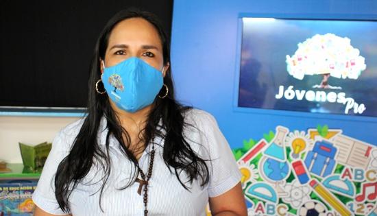 Lucy Amparo Guzmán, alcaldesa de Quilichao impulsa el programa Jóvenes PRO