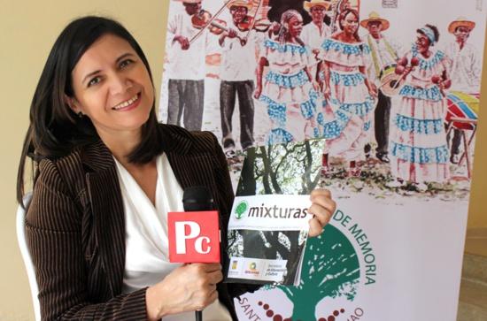 María Victoria Villamil Sterling, directora del Centro de Histórica de Santander de Quilichao