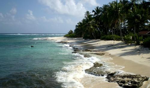 Mi último viaje a San Andrés