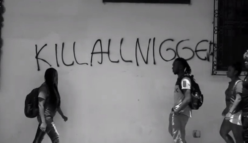 Kill all nigger