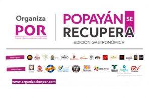 Unicomfacauca apoya estrategia Popayán se Recupera