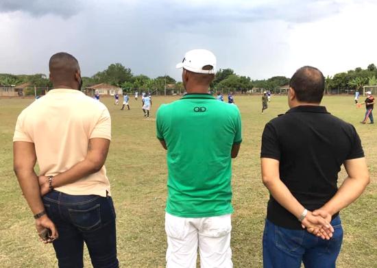 Primer encuentro participativo en algunas veredas de Caloto