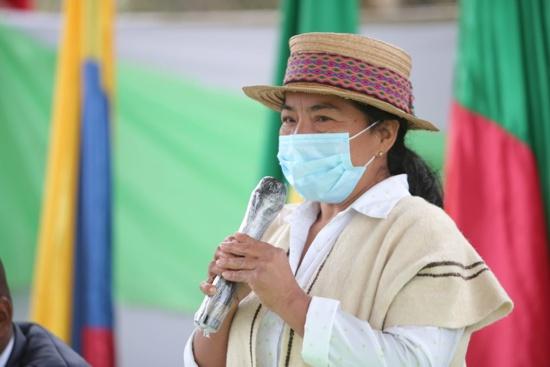 Rosalba Ipia - Diputada del Cauca
