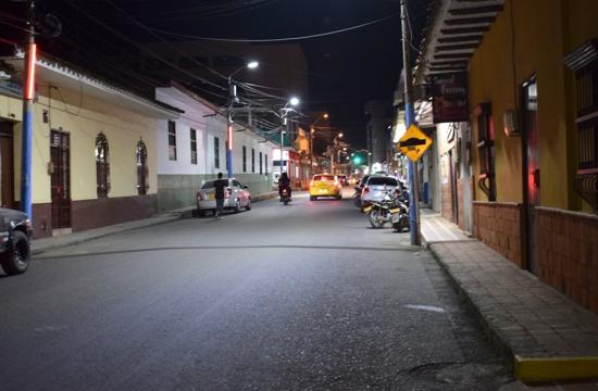 Santander de Quilichao de noche - Piloto de Bares