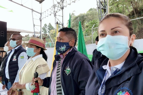 Terminación del hospital de Jambaló será un hecho