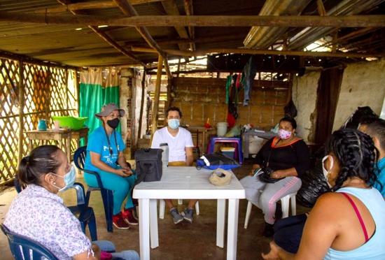 Unidos por la vida llega a Pance - Valle del Cauca