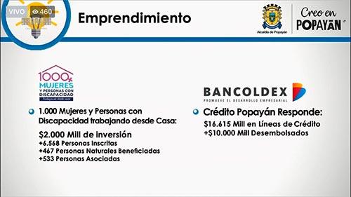 """El """"Compromiso por Colombia"""" llegó a Popayán"""