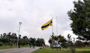 La Vexilología en Popayán y el Congreso Gastronómico