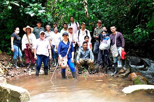 Unicauca participa en iniciativa para fortalecer la gestión comunitaria del agua en Sucre