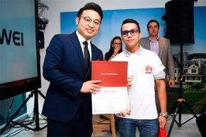Egresados de Unicauca ocupan segundo lugar en el Concurso Talento TIC de Huawei
