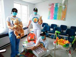 Hospital San José celebra el Día Mundial del Niño Prematuro