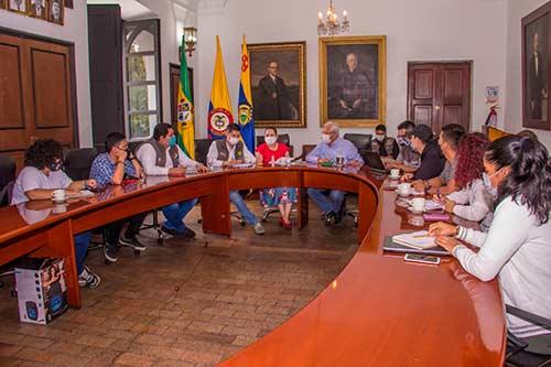 Los jóvenes de Popayán, protagonistas en la construcción de nuevos liderazgos
