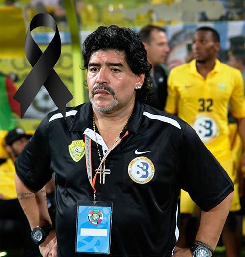 Maradona: Los dioses también mueren