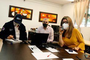 Dotación para Sala Análisis de Riesgo en Salud a la Gobernación del Cauca