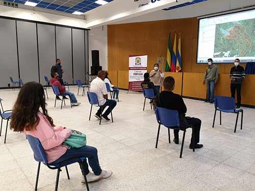 Jóvenes del sector rural liderarán proceso en beneficio de sus territorios