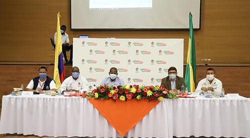 Por primera vez un Gobierno incluye en su Plan de Desarrollo metas específicas para la población víctima del Cauca