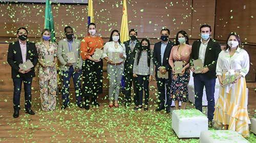 """CRC y ANDI premiaron los mejores proyectos ambientales con el galardón """"Colibrí Dorado"""""""