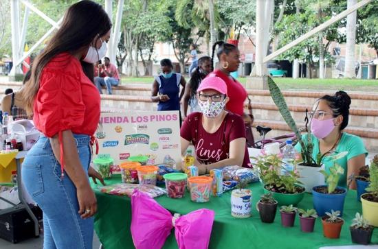 Actívate Villa Rica, vitrina empresarial a la juventud villaricense