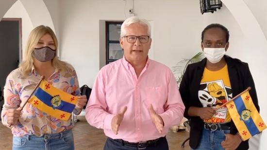 Alcalde de Popayán fue el ganador del Premio Construyendo Sueños