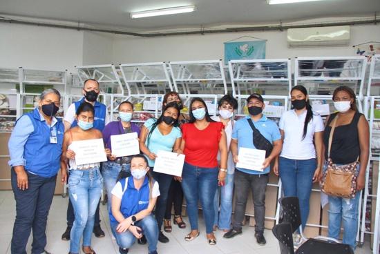 Alcaldía de Quilichao fortalece emprendimientos a víctimas