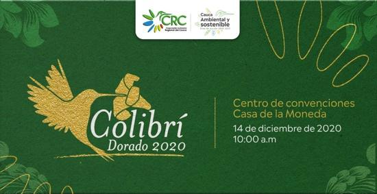 Colibrí Dorado: Un incentivo al cuidado del medio ambiente