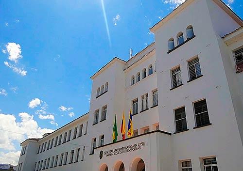 El 2020, un año satisfactorio para el Hospital Universitario San José
