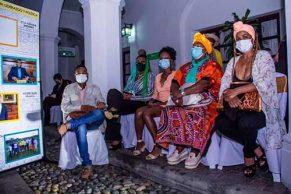 24 líderes afro fueron galardonados por sus significativos aportes en Popayán