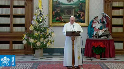 El Papa pide rezar por los que sufren persecución por Jesús