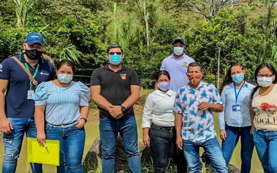 Paz con legalidad a través de la piscicultura en Santander de Quilichao