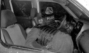 Asesinados dos policías en Timba