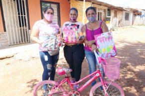 ¡Politécnico regala felicidad a niños de Quilichao!