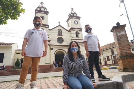 ¿Qué ha hecho la alcaldesa Lucy Amparo por los niños, niñas y adolescentes de Santander de Quilichao?